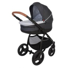 B-Zen 5 in 1 Stroller Dark Grey/Black