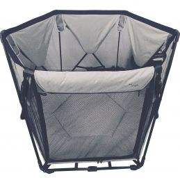 B-Foldable Playard Gris