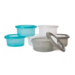 B-Bowls 300ml (6 pcs) (Grey...