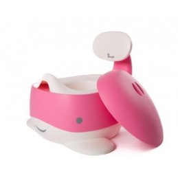 B-Whale Potty Roze