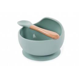 B-Suction Bowl Silicone &...