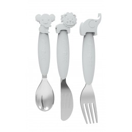 B-Silicone Spoon-Fork-Knife...
