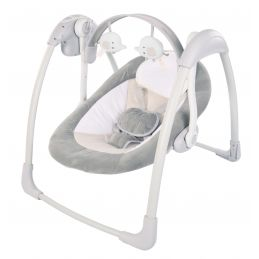 B-Portable Swing Dolphy Grey
