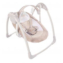 B-Portable Swing Dolphy Taupe