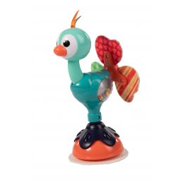 B-Suction Toy Cute Peacock