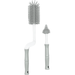 B-Bottle Brush Set Grey
