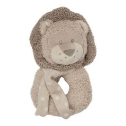 B-plush Rattle Kenzi the Lion